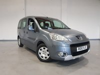 USED 2010 10 PEUGEOT PARTNER 1.6 TEPEE S HDI 5d 90 BHP Nationwide Warranty And 12 Month MOT Included