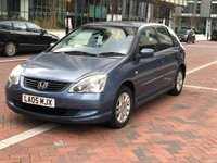 USED 2005 05 HONDA CIVIC 1.4 SE 5d 88 BHP