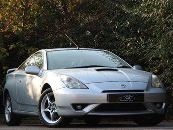 2004 TOYOTA CELICA 1.8 VVT-I 3d 140 BHP £4490.00