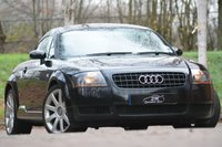 USED 2006 06 AUDI TT 1.8 T 3d AUTO 190 BHP 1 OWNER ULTRA LOW MILES 10K FROM NEW