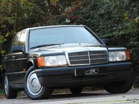 USED 1987 D MERCEDES-BENZ 190 2.0 E 4d 122 BHP FAMILY OWNED ONLY 36K VGC