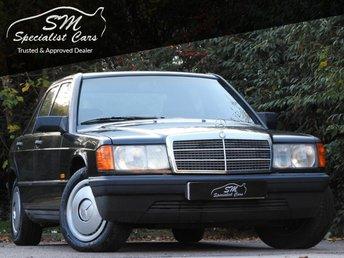 1987 MERCEDES-BENZ 190