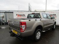 USED 2014 64 FORD RANGER 2.2 TDCi XLT Double Cab Pickup 4x4 4dr (EU5) FULL MOT+1 OWNER+NO VAT!!!!