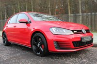 USED 2014 14 VOLKSWAGEN GOLF 2.0 GTI PERFORMANCE 5d 227 BHP A STUNNING PERFORMANCE PACK GTI WITH VW SERVICE HISTORY!!!