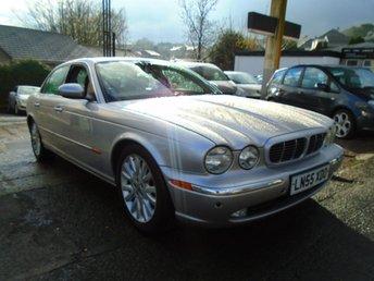 2005 JAGUAR XJ 3.0 V6 4d AUTO 240 BHP £3995.00