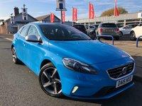 2015 VOLVO V40 2.0 D2 R-DESIGN LUX 5d AUTO 118 BHP