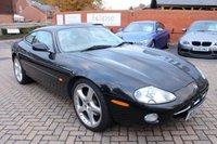 2003 JAGUAR XK8 COUPE 4.0 V8 COUPE 2d 290 BHP £7995.00