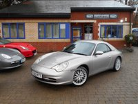 USED 2002 PORSCHE 911 3.6 CARRERA 4 TIPTRONIC S 2d 316 BHP