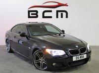 2010 BMW 3 SERIES 2.0 320D M SPORT 2d AUTO 181 BHP £7485.00