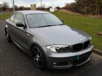 2012 BMW 1 SERIES 2.0 118D SPORT PLUS EDITION 2d 141 BHP £9490.00