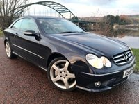 USED 2007 51 MERCEDES-BENZ CLK 2.1 CLK220 CDI SPORT 2d 148 BHP **COMMAND APS**