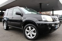 USED 2006 06 NISSAN X-TRAIL COLUMBIA DCI