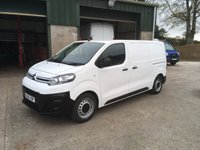 2016 CITROEN DISPATCH 1.6 M 1000 X BLUEHDI 1d 94 BHP £10450.00