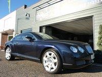 2005 BENTLEY CONTINENTAL 6.0 GT 2d AUTO 550 BHP £24995.00