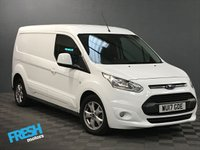 USED 2017 17 FORD TRANSIT CONNECT 1.5 240 LIMITED L2H1 * 0% Deposit Finance Available