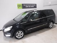 USED 2013 63 FORD GALAXY 2.0 TITANIUM X TDCI 5d 138 BHP A REAL EXAMPLE OF A STUNNING AND VERY WELL LOOKED AFTER MULTIPURPOSE VEHICLE, WHAT A GREAT FAMILY CAR 7 SEAT, THE SEAT ARE IMMACULATE FULL LEATHER WITH AN AMAZING GLASS ROOF WITH SUN BLINDS,CRUSE CONTROL, ELEC WINDOWS ALL ROUND, LEATHER CLAD MULTI FUNCTION STEERING WHEEL,AUTO HEAD LIGHTS, USB,AUX POINT, DUAL CLIMATE CONTROL, REAR BLINDS, FRONT AND REAR PARKING SENSORS, REAR TABLES