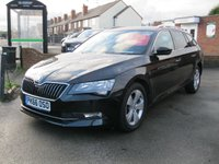 USED 2016 66 SKODA SUPERB 2.0 SE TECHNOLOGY TDI 5d 148 BHP ** with LEATHER**