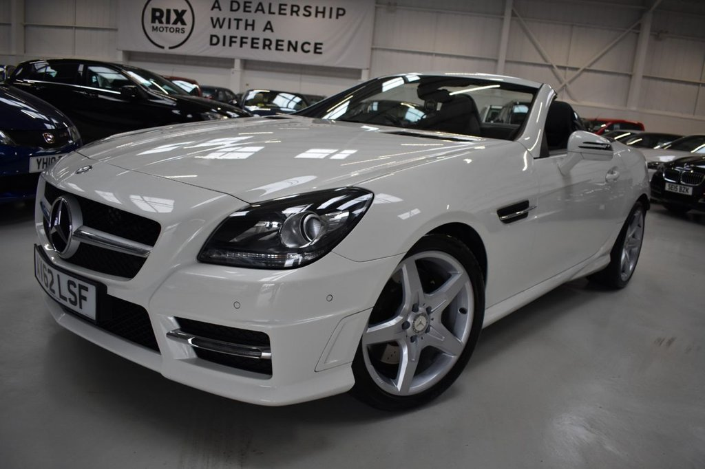 MERCEDES-BENZ SLK for sale