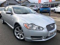2010 JAGUAR XF 3.0 V6 LUXURY 4d AUTO 240 BHP £8977.00