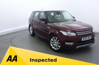 USED 2015 65 LAND ROVER RANGE ROVER SPORT 3.0 SDV6 HSE 5d AUTO 306 BHP LEATHER - SAT NAV - PARKING