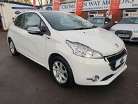 USED 2014 14 PEUGEOT 208 1.2 STYLE 3d 82 BHP 0%  FINANCE AVAILABLE ON THIS CAR PLEASE CALL 01204 317705