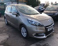 2013 RENAULT SCENIC 1.5 DYNAMIQUE TOMTOM DCI 5d 110 BHP £6999.00