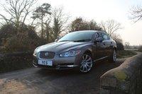 2009 JAGUAR XF 3.0 V6 PREMIUM LUXURY 4d AUTO 240 BHP £7299.00