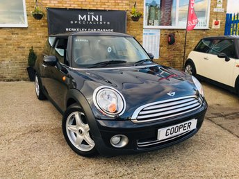 2007 MINI HATCH COOPER 1.6 COOPER 3d 118 BHP £2990.00