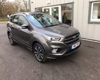 USED 2017 FORD KUGA 2.0 TDCI ST-LINE 180 BHP AWD THIS VEHICLE IS AT SITE 1 - TO VIEW CALL US ON 01903 892224