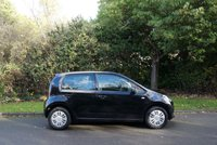 USED 2016 16 VOLKSWAGEN UP 1.0 MOVE UP 5d AUTO 59 BHP