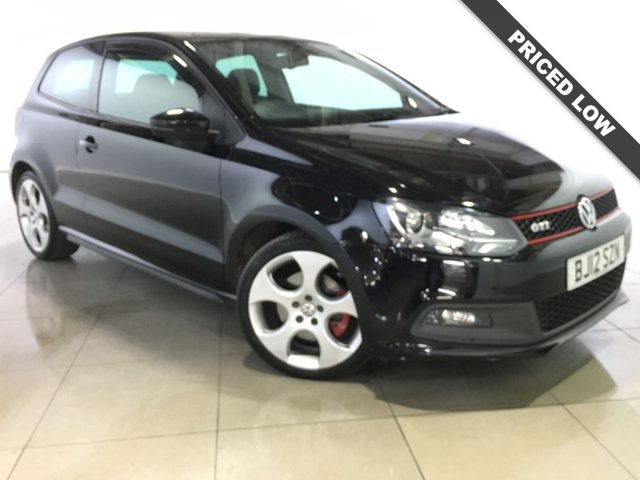 View our 2012 12 VOLKSWAGEN POLO 1.4 GTI DSG 3d AUTO 177 BHP