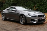 2015 BMW M6 4.4 M6 2d AUTO 553 BHP £40000.00