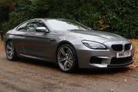 USED 2015 15 BMW M6 4.4 M6 2d AUTO 553 BHP