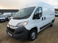 2016 CITROEN RELAY 2.2 35 L2H2 ENTERPRISE HDI 130 BHP 39,637 MILES ONLY AIR CON PARKING SENSORS £12995.00
