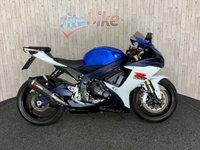 2011 SUZUKI GSXR750 GSXR 750 L1 SCORPION EXHAUST 12M MOT RELATIVELY LOW MILES 2011 11  £5190.00