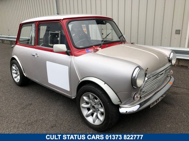 1978 S LEYLAND CARS MINI 1275cc CLASSIC HISTORIC RALLY CAR