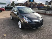 USED 2014 63 VAUXHALL CORSA 1.2 STING AC CDTI ECOFLEX 3d 73 BHP LOW MILEAGE ONLY 18,000 MILES-ONLY £20 ROAD TAX-FULL SERVICE HISTORY-DIESEL-1 FORMER KEEPER