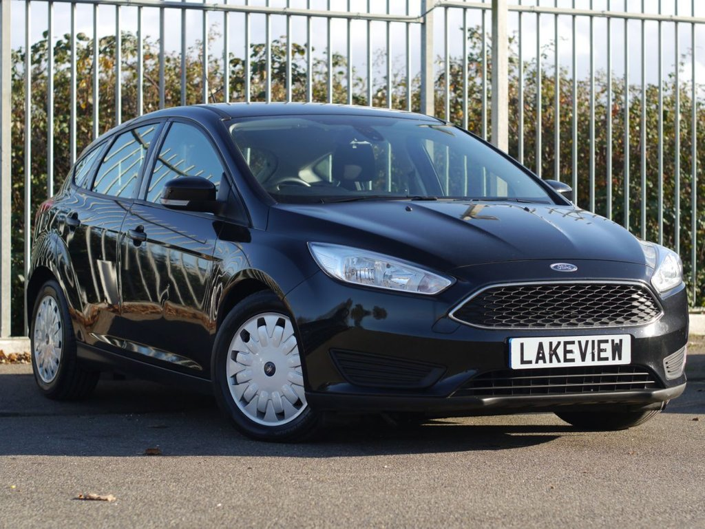 USED 2015 65 FORD FOCUS 1.5 STYLE ECONETIC TDCI 5d 104 BHP