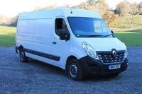 2017 RENAULT MASTER 2.3 LM35 BUSINESS DCI 1d 130 BHP £13000.00