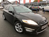 2014 FORD MONDEO 2.0 TITANIUM X BUSINESS EDITION TDCI 5d 138 BHP £8977.00