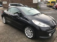 2008 PEUGEOT 207 1.6 GT COUPE CABRIOLET HDI 2d 108 BHP £2495.00