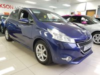 2013 PEUGEOT 208 1.4 HDI ACTIVE 5d+BLUETOOTH+CRUISE CONTROL+AIR CON+ £4250.00
