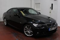 USED 2007 57 BMW 3 SERIES 2.5 325I M SPORT 2d 215 BHP
