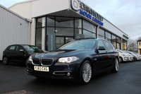 2013 BMW 5 SERIES 2.0 525d Luxury Touring Auto 5d £16985.00