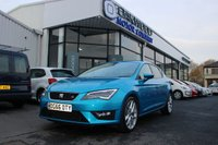 USED 2016 66 SEAT LEON 2.0 TDI 150 BHP FR (Tech Pack) (s/s) 5dr