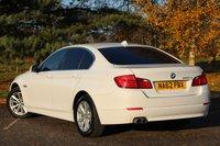 USED 2012 62 BMW 5 SERIES 2.0 520D EFFICIENTDYNAMICS 4d 181 BHP