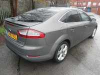 USED 2013 63 FORD MONDEO 1.6 TITANIUM X BUSINESS EDITION TDCI START/STOP 5d 114 BHP