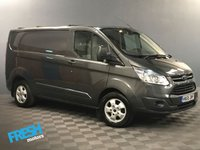 USED 2015 65 FORD TRANSIT CUSTOM 2.2 290 LIMITED  * 0% Deposit Finance Available