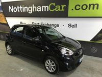 USED 2016 16 NISSAN MICRA 1.2 VIBE 5d AUTO 79 BHP