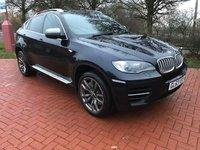 2013 BMW X6 3.0 M50D 4d AUTO 376 BHP £23990.00